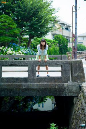 [BOMB.tv] Arisa Matsunaga GRAVURE Channel photo jacket