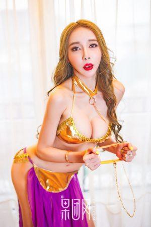 [Girlt果团] No.131 曾水 – Sexy goddess Photo set