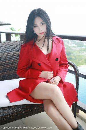 [HuaYan花の颜] Vol.056 Promise Sabrina – Qiu Shuzhen Series