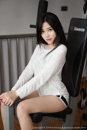 [HuaYang花漾] Vol.029 Promise Sabrina – Thailands first photo shoot