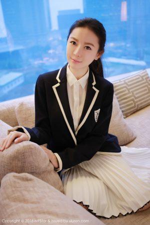 [MFStar Model Academy] VOL.076 Temperament Goddess @慕羽茜