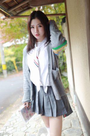 [MFStar Model Academy] Vol.162 Goddess @徐cake Japan travel shoot the first set of photo