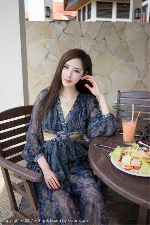 [MiStar 魅妍社] Vol.167 Goddess @土肥圆短倒少沙巴旅拍写真