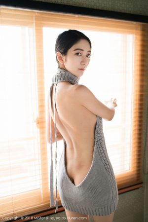[MiStar 魅妍社] VOL.213 小热巴 – 10000 kinds of customs