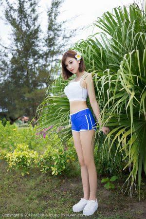 [MiStar 魅妍社] Vol.263 Sweet Beauty God @杨晨晨 Sugar Sabah Travel Photo