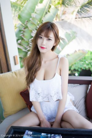 [MiStar Charm Club] VOL.0124 sugar sweetheart CC Bali travel third set photo