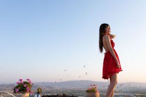 [MiStar Charm Club] VOL.242 Beauty Model @小熊猫Panda – Turkey travel photo first photo
