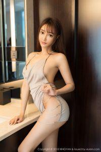 [XINGYAN星颜社] Vol.090 Newcomer model @安安Angel third set photo