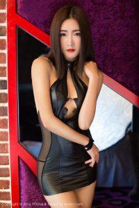 [YOUMI 尤蜜荟] Vol.004 周琰琳 LIN Three groups of sexy fun clothes Photo set