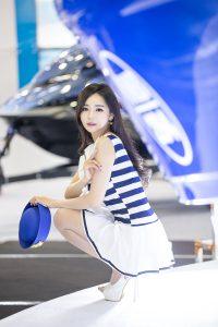 [Han Ga Eun] 2016 Korea International Boat Show