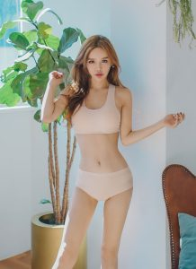Hyun Jung – Brown Innerwear