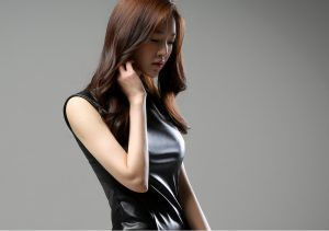 Jung Yun (정윤) – Leather Dress