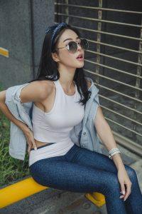 An Seo Rin – Fitness Set – 28.10.2017