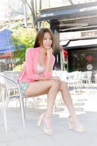 [Beautyleg 番外篇] Zhuang Wenni Winnie-Urban Elf Street Photo Set
