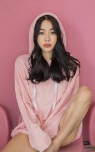 An Seo Rin – Beachwear Set – 22.08.2017