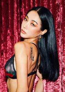 An Seo Rin – Lingerie Set – 29.11.2017