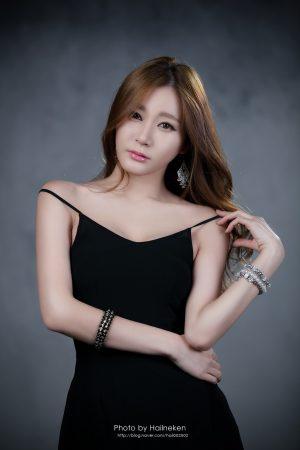 [Han Ji Eun] 2014.3.6 – Elegant & Sexy 4 In Studio