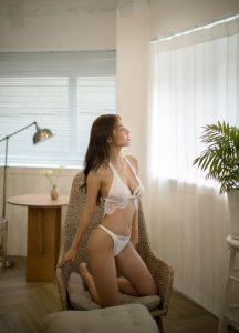 Jeon Ji Su – Bocasio Garterranschen White