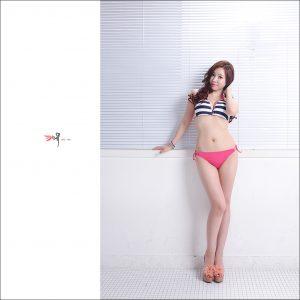 [Jo Ha Yeon] 2014.6.27 – Bikinis In Studio