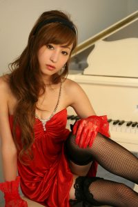 Mixed Race Beauty Ai Cherie (ア イ シ 《リ) HIP to HEART Photo Gallery [YS web] vol.283
