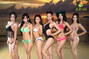 [TGOD 推 女 女神] Wheres the Goddess Season 1 Sabah Collection (Part 1)