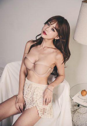 Yoon Ae Ji – Lingerie Set – 20.07.2017