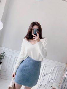 Son Yoon Joo Skirt – 2020-01-08