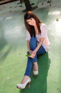 [Beautyleg 外拍] Winnie 庄 Wenni-Fresh and beautiful outdoor photo album