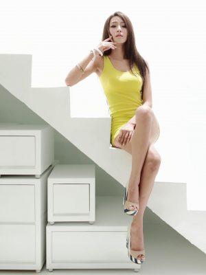 [Beautyleg 番外篇] Winnie Xiaoxue Zhuang Wenni-Super Clear Studio Photo