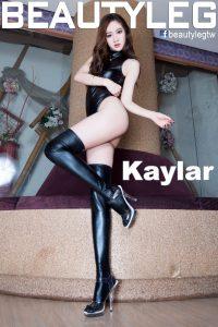 [Beautyleg leg photo] No.1155 Kaylar 2015.07.03