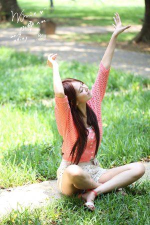 [BEAUTYLEG Outside Shot] Goddess Winnie Xiaoxue-_Sunshine Outside Shot_ 2
