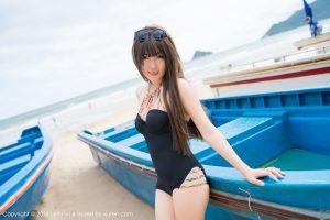 [LeYuan 星 乐园] Vol.011 Leng Buding Photo Set