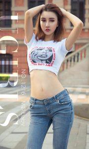 [爱 尤物] No.1216 M 梦 baby-Fashion Street Photo Album