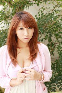 [DGC] NO.1073 Suzune Aoi Suzune Aoi Marshmallow breasts from the active female college student Hami