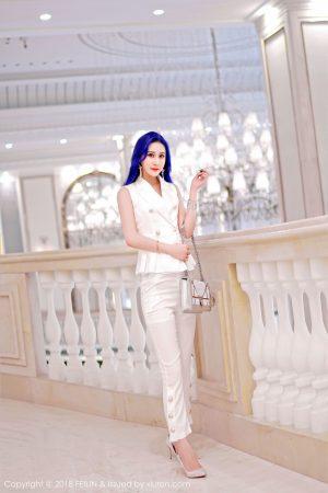[FEILIN 囲 囡囡] VOL.159 Model @ 喵 莫 儿 first set photo