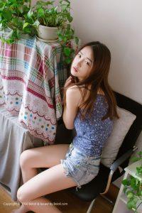 [Kimoe 激 萌 文化] KIM008 Shen Xinyu-Cherry Kiss