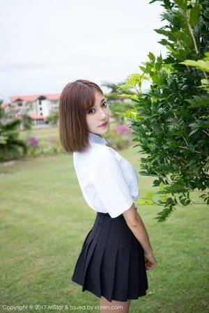 [MiStar 妖 妍 社] Vol.159 Yang Chenchen sugar-Short Hair Goddess