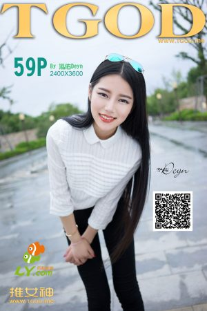 [TGOD Push Goddess] Xu Yanxin Mandy-Fresh stunner