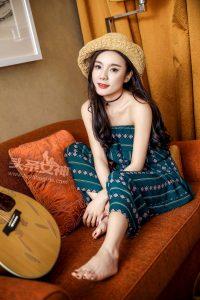 [TouTiao 头条 女 女神] Maggie-Qing Wu Fei Yang Photo Set