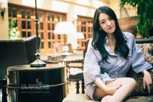 [TouTiao Headline Goddess] VIP Album Dan Dan-Love in Late Autumn Photo Album