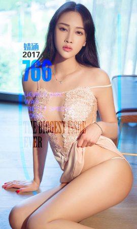 [Ugirls 爱 优 物] No.766 Jing Han-Black Swan Photo Set
