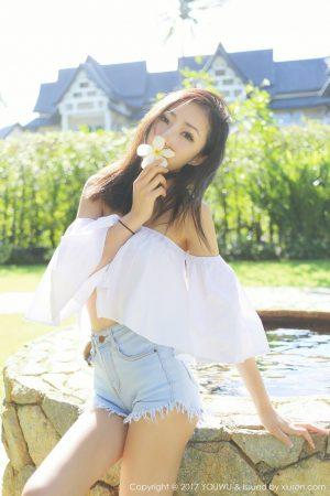 [YOUMI 尤 蜜 荟] Vol.027 Yumi-You Mei Fresh Goddess Photo Picture