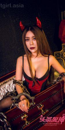 [Toutiaogirls headline goddess] Xuan Chen-Wan Sheng Niang COS