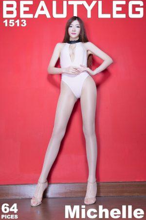 [Beautyleg] No.1513 Leg Model Michelle-High Heel Beautiful Leg Stockings Photo