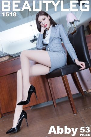 [Beautyleg] No.1518 Abby uniform OL + swimsuit beautiful legs photo