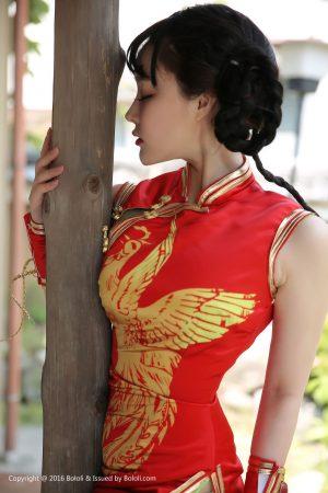 [Bololi 波洛 社] BOL.078 Liu Yuqi-COS Dead or Alive Fang Lifeng