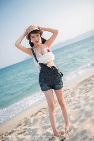 [Bololi 波罗 社] BOL.112 Little Pan Mouses seaside style photo set