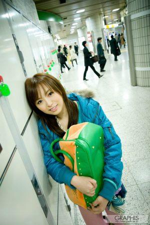 [Graphis] Gals No.185 Yu Namiki (Yu Namiki)-journey