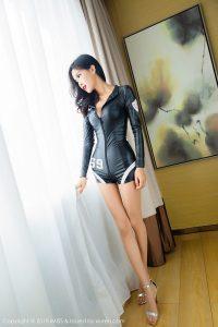 [IMiss 爱 蜜 社] Vol.288 New model @ 乐 薇 Vivi first set photo