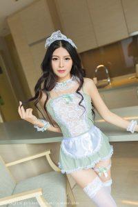 [IMiss 爱 蜜 社] Vol.290 Lizhi newcomer @ 语嫣 Candy first set photo